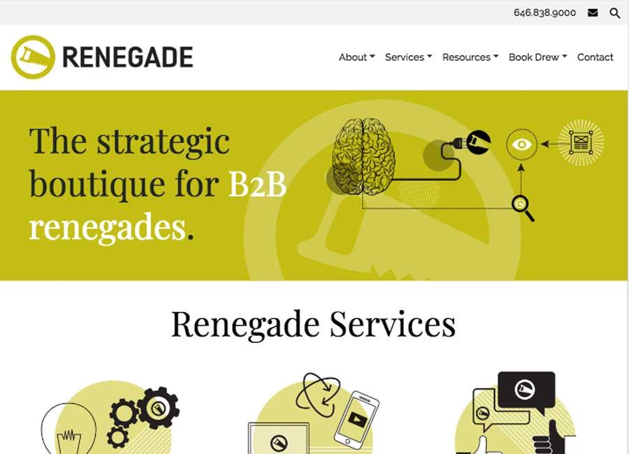 renegade website